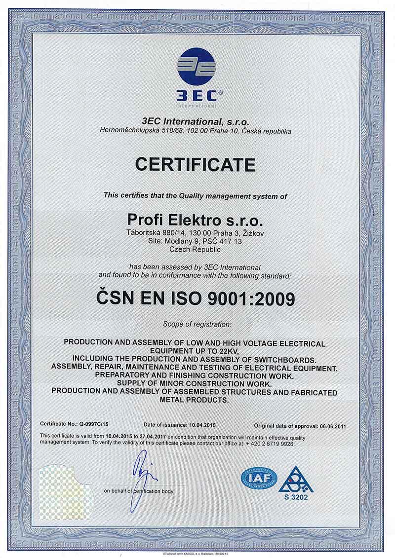 Profi-Elektro_QMS_EN